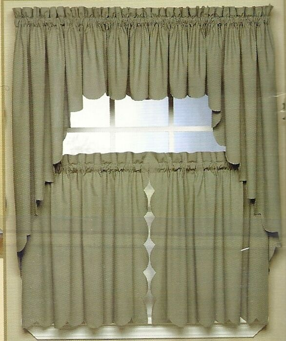 Green And Brown Shower Curtains Elegant Swag Curtains