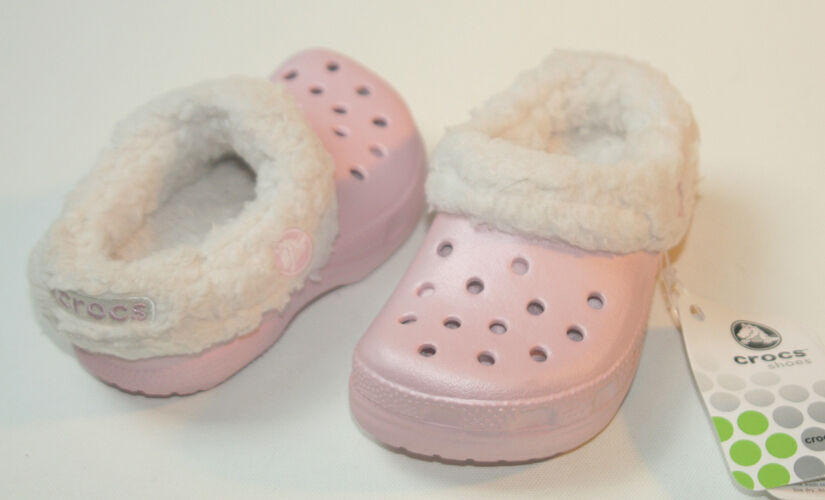 4c9fdc02476c Crocs Mammoth Kids Cotton Candy all size C6 C7 ~ M3 W5 on PopScreen