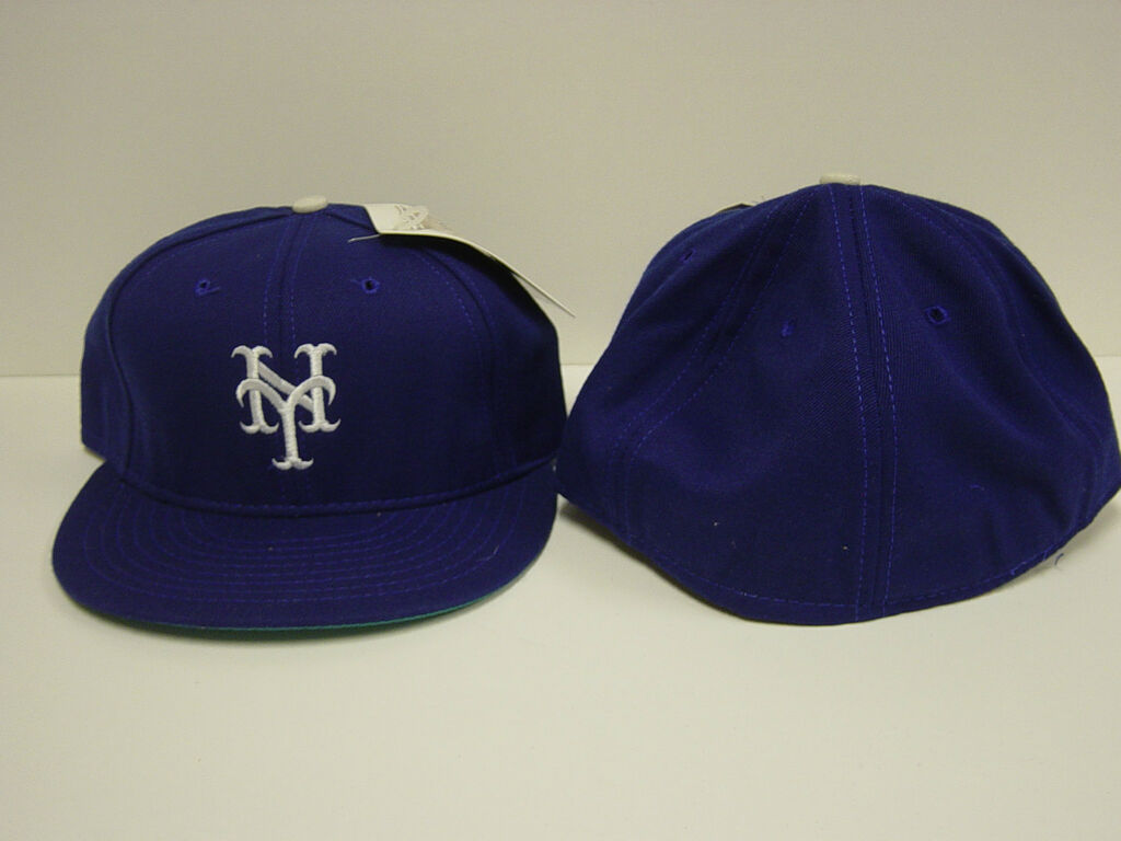 1af25aab3 YORK GIANTS Baseball Fitted Hat AMERICAN NEEDLE Cooperstown Collection