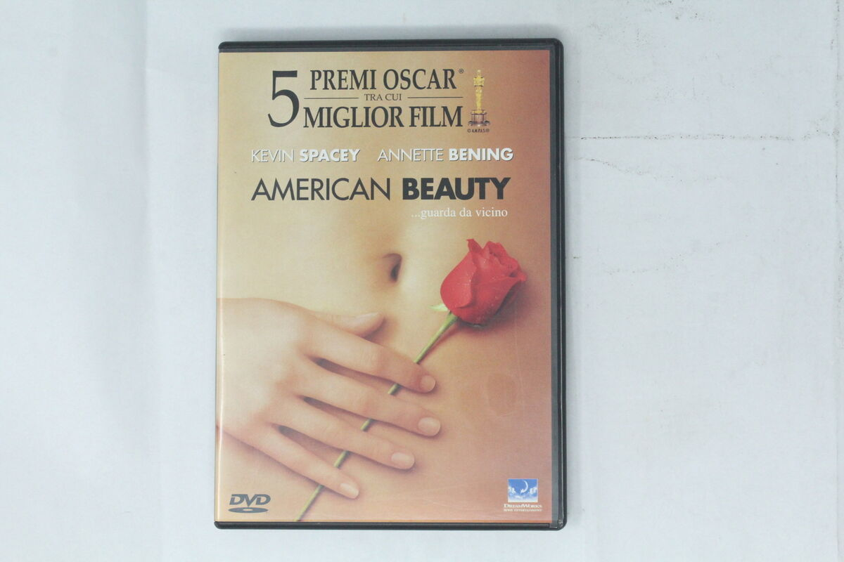 Dvd american beauty dream works 2000 spacey bening si 002 