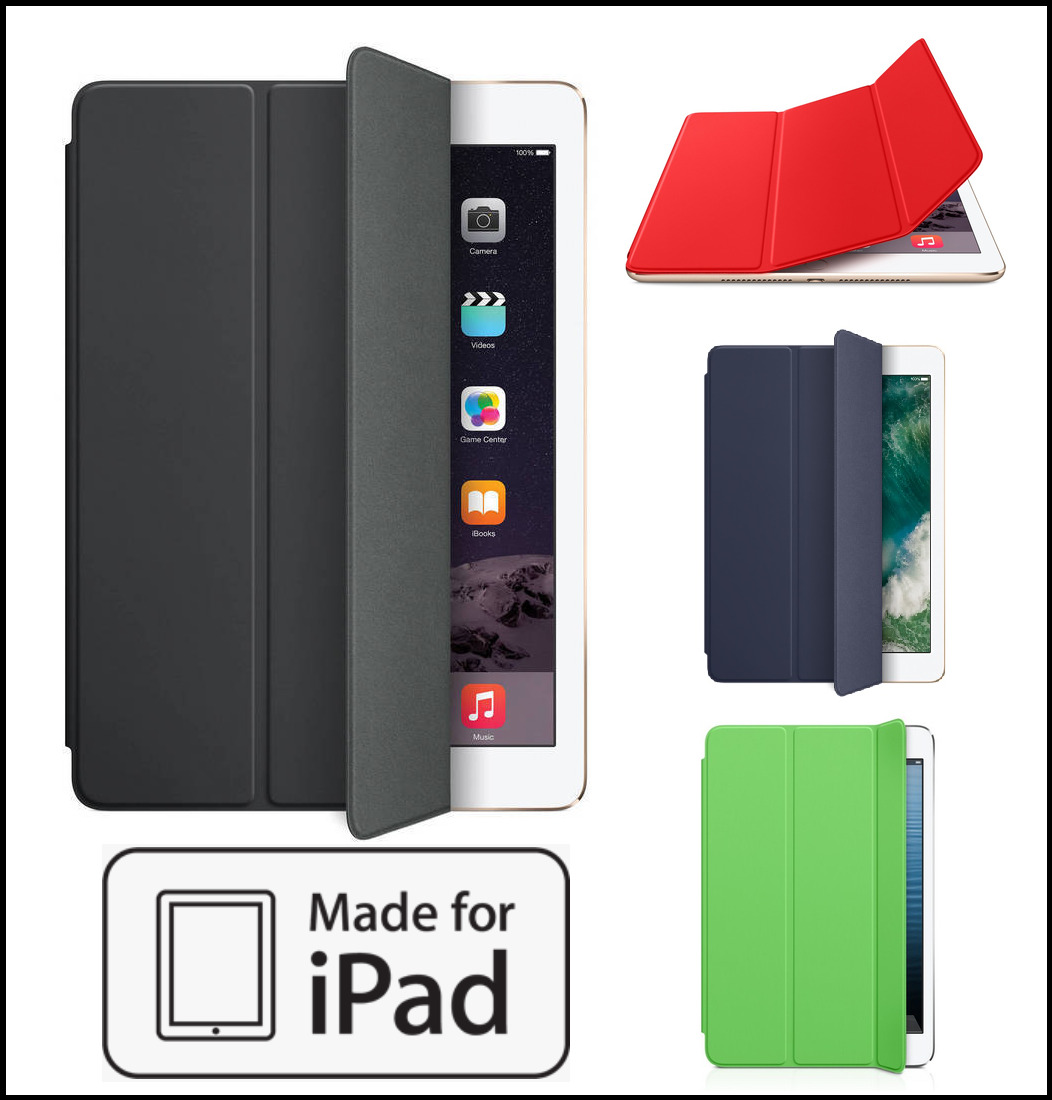 Flip cover custodia smart per apple ipad 2 3 4 mini 1 2 3 4 air 2 pro 9 7 2018 
