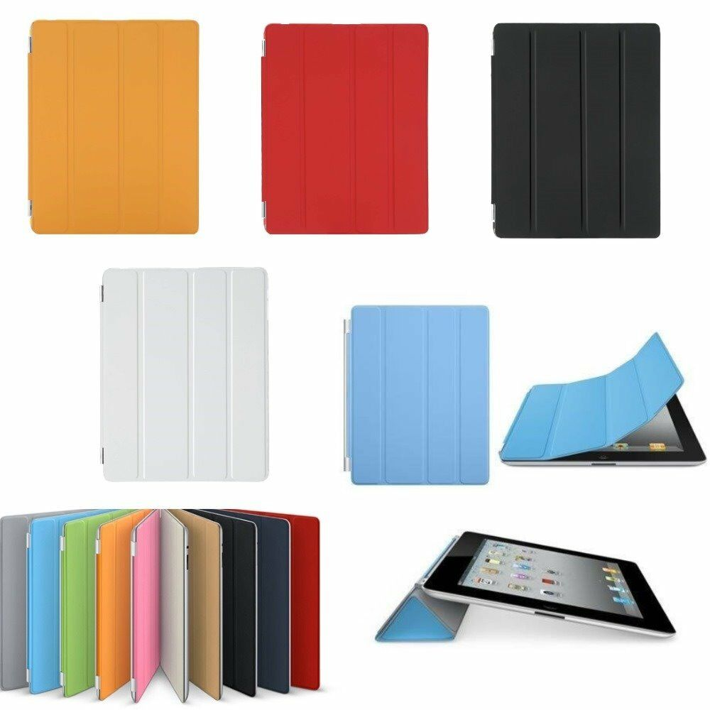 Smart cover compatibile per ipad 2 3 4 custodia protezione tablet auto sleep 