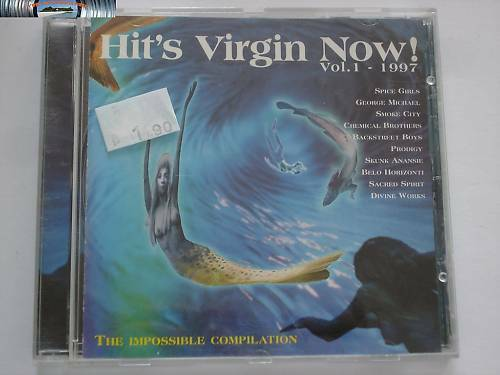 Hit s virgin now the impossible compilation cd nuovo Prezzo: € 10,00