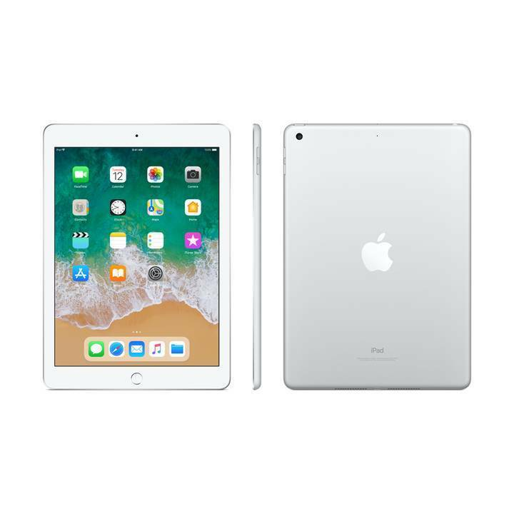 Apple ipad 9 7 32gb 2018 wifi silver 