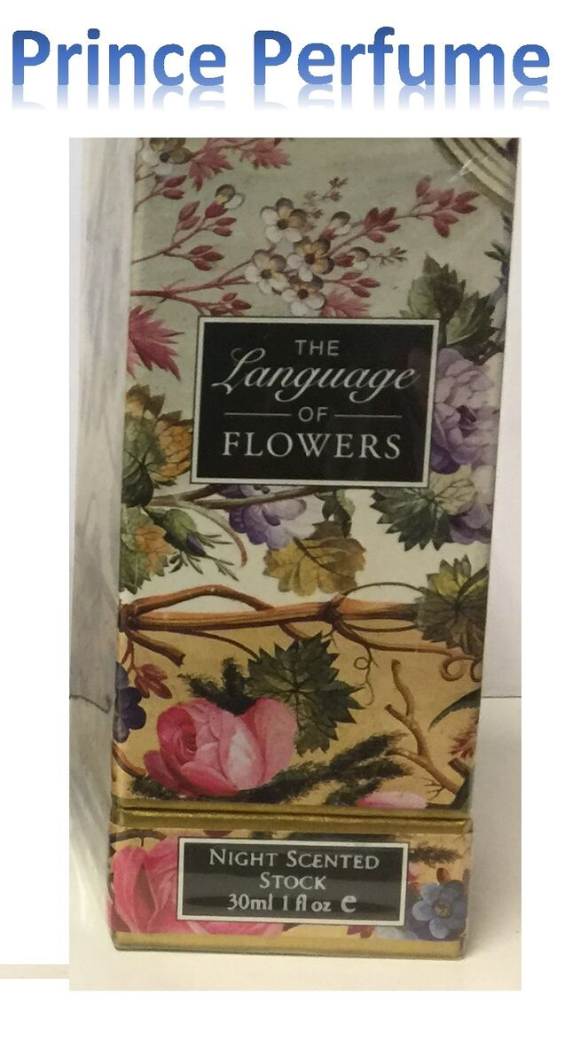 Penhaligon s the language of flowers night scented stock 30 ml 