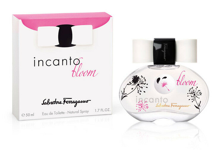 Profumi donna incanto bloom salvatore ferragamo 50ml eau de toilette nat spray 
