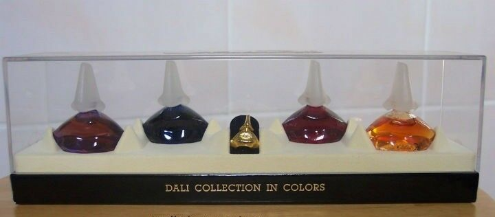 Profumi dali collection in colors 