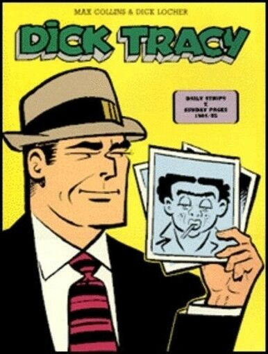 New comics now n 201 dick tracy daily strips e sunday pages 1984 85 collins ra Prezzo: € 20,47