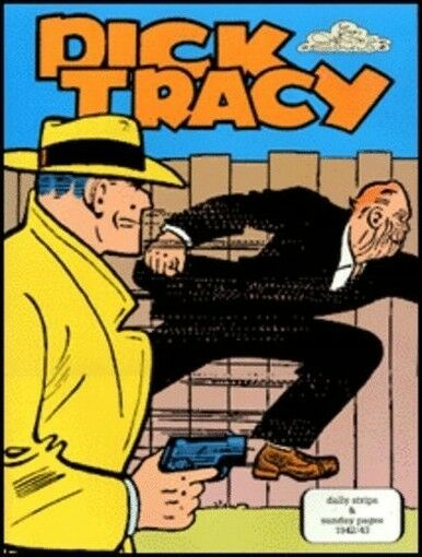 New comics now n 350 dick tracy daily strips e sunday pages 1942 43 n d com Prezzo: € 20,47