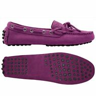 SUPERGA MOCASSINI Donna 463 SUEW Scarpe SCAMOSCIATE DRIVING NEW Moda G72qcyjucdp