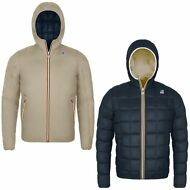 K-WAY JACQUES THERMO PLUS DOUBLE Giacca UOMO Imbottita AUT/INV New KWAY C07nsrpe