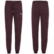 K-WAY Pantaloni DONNA SPORTIVI INES FLEECE Marrone Scuro KWAY Aut/Inv News 009ea