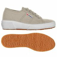 SUPERGA ZEPPA Scarpe Donna sottop:4cm 2905 COTW UP AND DOWN TAUPE NEW 949rvptvdd