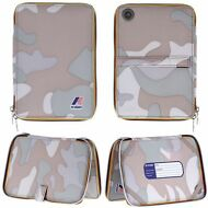 K-WAY THEO TABLET MINI Porta ipad COVER IMPERMEABILE UOMO Camouflage KWAY 906hbm