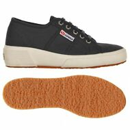 SUPERGA 2905 zeppa SCARPE DONNA Sottop:4cm Nero sottop: COTW up and down NEW 999