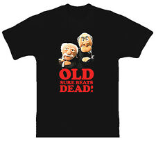 Grumpy Old Men Muppets Funny T Shirt