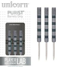 James Wade Purist Tungsten Steel Tip Darts by Unicorn - Original Phase 1 Version