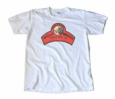 Vintage Hollywood Wolf Whistle Decal T-Shirt - Hot Rod