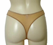 BNWT Luxury Nude Ladies Thong Size 8 10 14 FREE UK P & P 92900