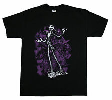 NIGHTMARE BEFORE CHRISTMAS - Jack t shirt New S,M,L,XL