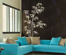 "80"" Large Removable Vinyl Wall Decal Sticker Bamboo Tree Wall Mural living Room"