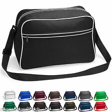 Retro Shoulder Bag Messenger Handbag School Tote