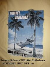 AUTHENTIC Tommy Bahama Men's TR21444 NOTHING BUT NET sheen tee S M L XL XXL NEW