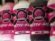 Mainline Baits Active Ades 100ml Bottle - All Types Available
