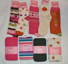 Gymboree MIX AND n MATCH FALL HARVEST LEAVES Owl Heart Socks Tights Choice NWT