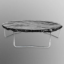 6FT 8FT 10FT 12FT 14FT Trampoline Weather Rain Cover Black
