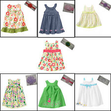 Gymboree Girl NWT Baby Girl Dress & Bonus Headband   3 6 12 18 24 3T