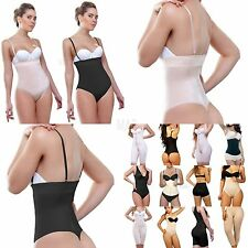 Colombian Body Shaper Vedette Danette,  Strapless Thong, Fajas Reductoras Tanga