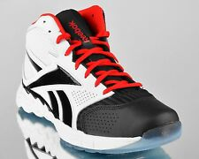 0ae958af2462b2 Reebok Thermal Vibe 1.5 thermalvibe mens basketball shoes white black red  NEW