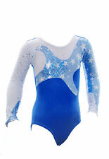 Starlight Long Sleeve Gym Leotard  (#1001)