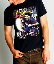 Lionel Messi T-shirt - Barcelona - Argentina Football Striker Kids and Adults