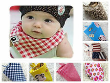 Fashionable & funky Baby bandana dribble catcher bib/Headscarf/Neckerchief