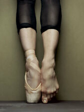 NEW POINTE SHOES