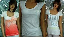 Aeropostale Women Beads Embellished Cotton Tee T shirt 3pc Lot MSRP$83.50 Value