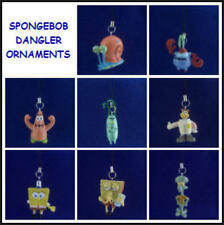 PICK 1 NEW RETIRED NICKELODEON SPONGEBOB SQUAREPANTS v1 DANGLE CHARM ORNAMENT