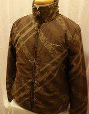Authentic Quiksilver Mens Jacket Jumper Hoodie Brown Limited Edition