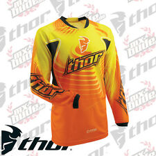 Thor 2013 Phase Vented Warp Jersey Motocross Enduro MX Quad Shirt Trikot Cross