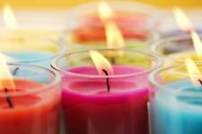 CANDLE DYE CHIPS ~ CHOOSE YOUR OWN COLORS! Package of 5 ~ Candle Making Supplies