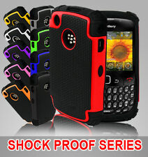 SHOCK PROOF CASE COVER FITS BLACKBERRY CURVE 8520 9300 3G FREE SCREEN PROTECTOR