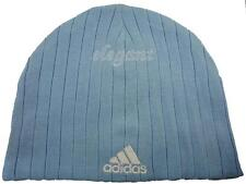 Adidas Boxing Club Unisex Flex Beanie Knit Hat Cap Blue Color Size S/M L/XL