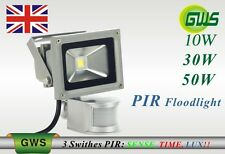 LED 10W/30W/50W PIR SMD  Floodlight