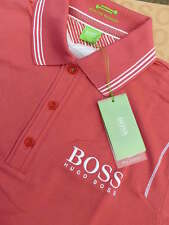 NEW HUGO BOSS MENS RED PARRY PADDY GOLF SUIT CLUB BAG PRO POLO JEANS T-SHIRT M L