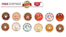 NEW Keurig Coffee People Donut Shop Brand k-Cups ( YOU PICK THE SIZE & FLAVOR )