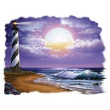 Cape Hatteras Moon Lighthouse  Tshirt    Sizes/Colors