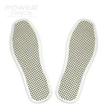 Power Ion Tourmaline Far Infrared Rays Heat Health Cotton insole Balance Body