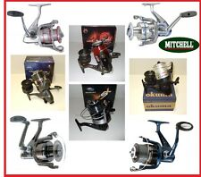 New Spod Marker Carp Fishing Reels, Long Cast Fixed Spool Big Pit (8 TYPES)